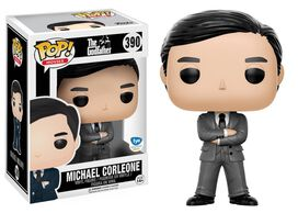 FUNKO POP! Exclusive The Godfather Michael Corleone (Grey Suit) FUNKO POP!