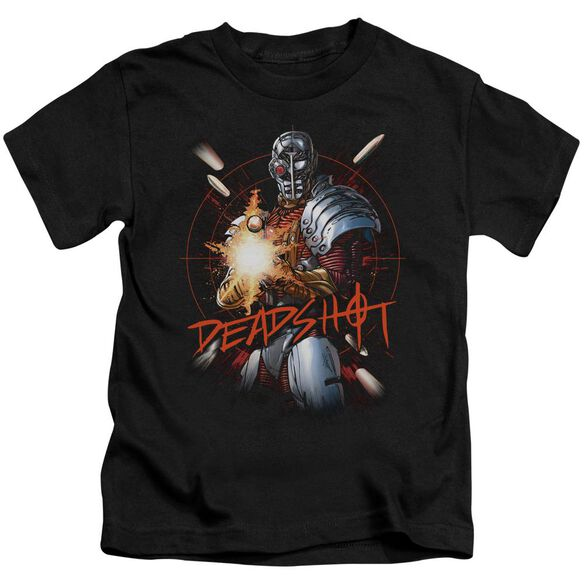 Jla Deadshot Short Sleeve Juvenile T-Shirt