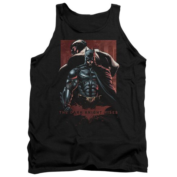 Dark Knight Rises Batman & Bane Adult Tank