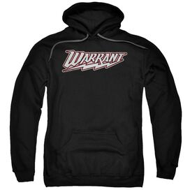 Warrant Warrant Logo Adult Pull Over Hoodie