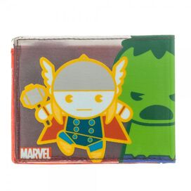 Avengers Toys Fat Free Wallet