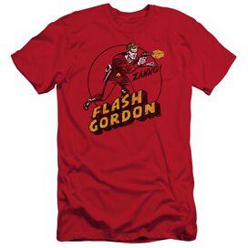 Flash Gordon Zang Short Sleeve Adult T-Shirt