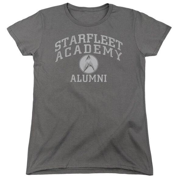 Star Trek Alumni Short Sleeve Womens Tee T-Shirt