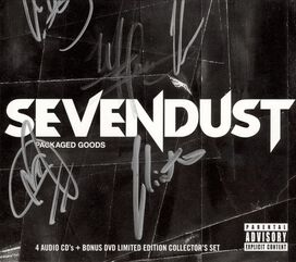 Sevendust - Packaged Goods Collector's Edition