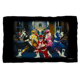 Power Rangers Stance Fleece Blanket