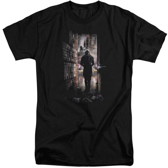 Watchmen Alley Short Sleeve Adult Tall T-Shirt