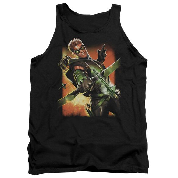 Jla Green Arrow #1 Adult Tank