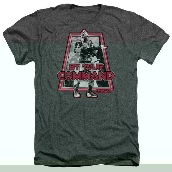 BSG BY YOUR COMMAND(classic) - ADULT HEATHER - CHARCOAL