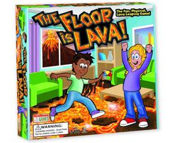 The Floor is Lava by Endless Games