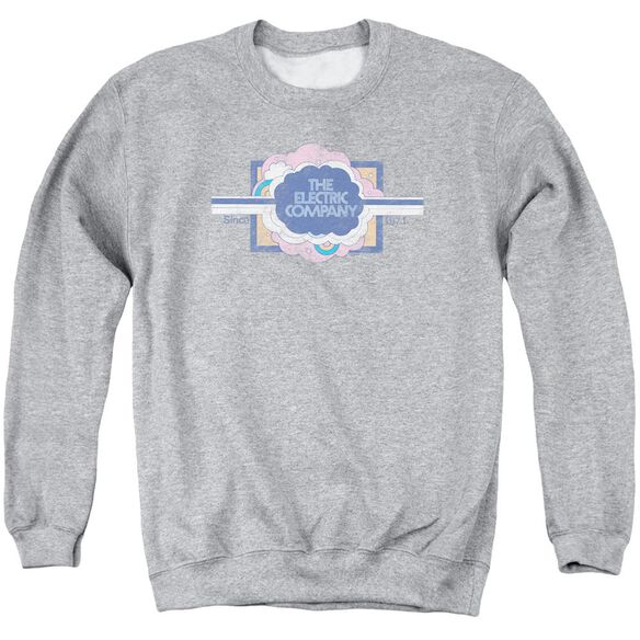Electric Company Since 1971 Adult Crewneck Sweatshirt Athletic