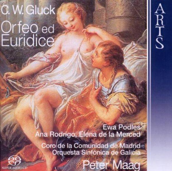 Gluck/ Podles/ Rodrigo/ Maag - Orfeo Ed Euridice