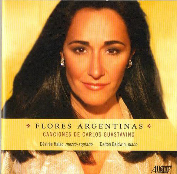 D Sir E Halac - Flores Argentinas