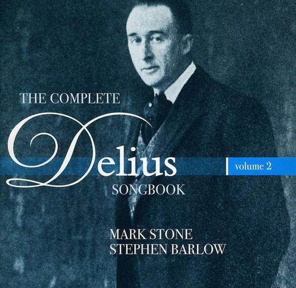 Complete Delius Songbook 2 (Jewl)