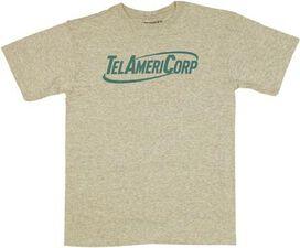 Workaholics TelAmeriCorp T-Shirt