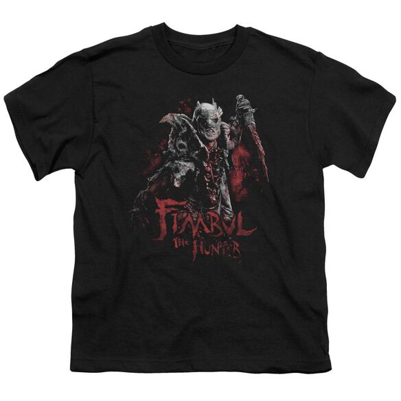 The Hobbit Fimbul The Hunter Short Sleeve Youth T-Shirt