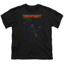 Atari Tempest Screen Short Sleeve Youth T-Shirt