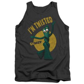 Gumby Twisted Adult Tank