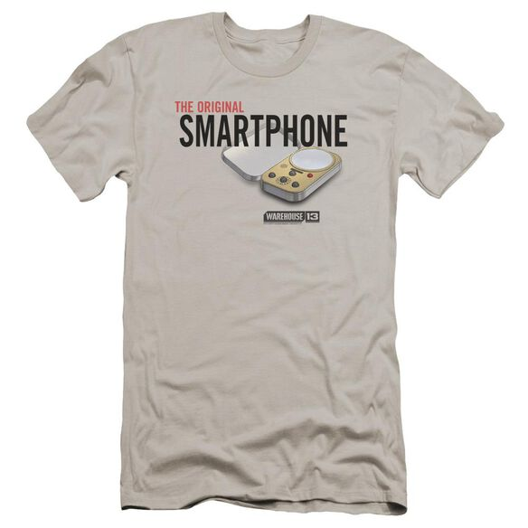 Warehouse 13 Original Smartphone Premuim Canvas Adult Slim Fit