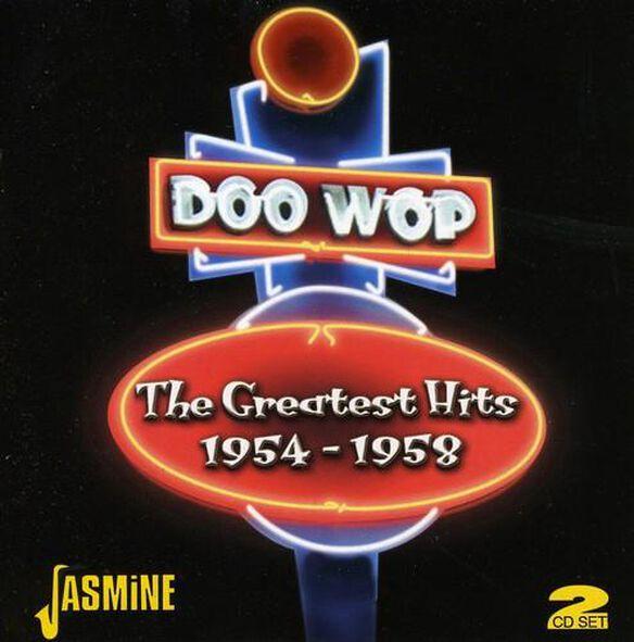 Various Artists - Doo-Wop Greatest Hiits 1954-58