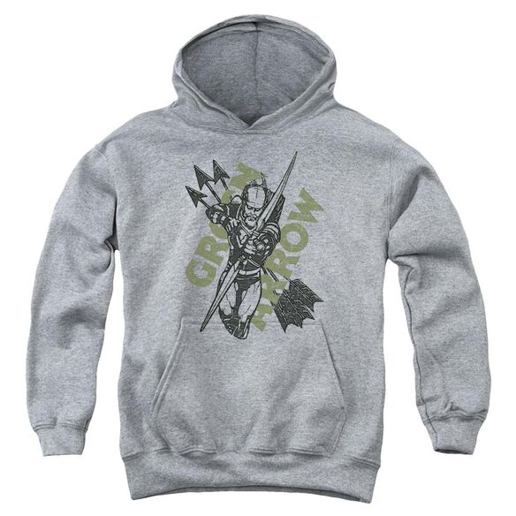 Jla Archers Arrows Youth Pull Over Hoodie Athletic