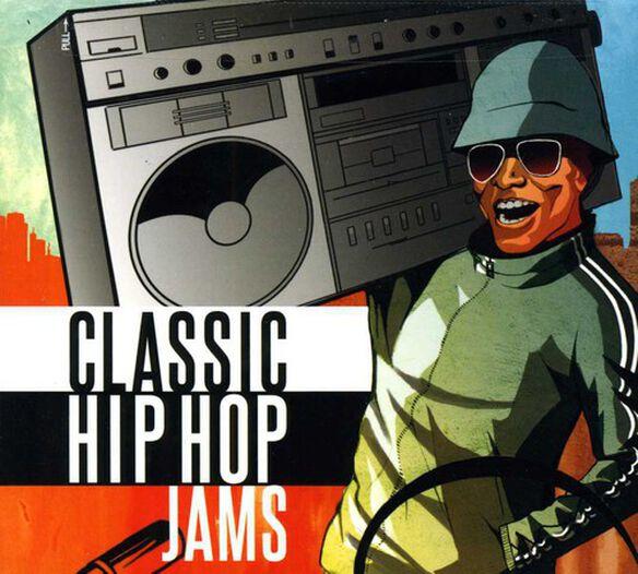 Classic Hip Hop Jams/ Various - Classic Hip Hop Jams