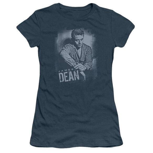Dean Not Amused Short Sleeve Junior Sheer T-Shirt