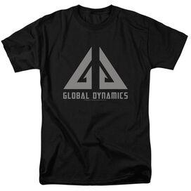 Eureka Global Dynamics Logo Short Sleeve Adult T-Shirt