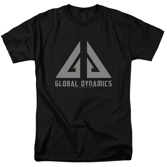 Eureka Global Dynamics Logo Short Sleeve Adult T-Shirt