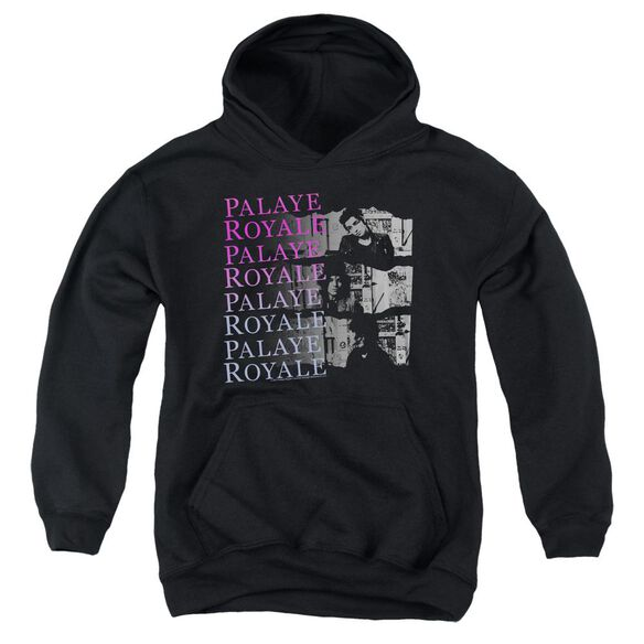 Palaye Royale Torn Youth Pull Over Hoodie