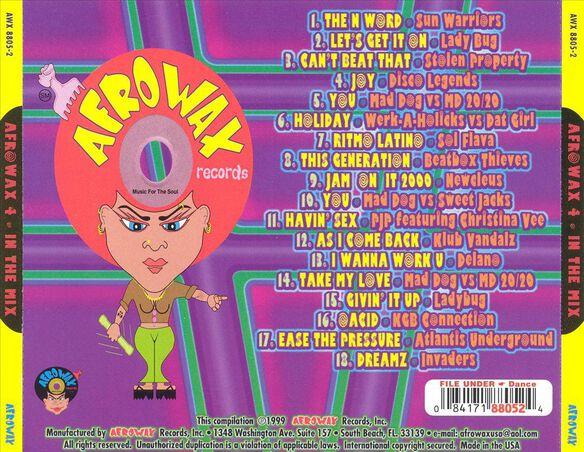 Afrowax 4 0399