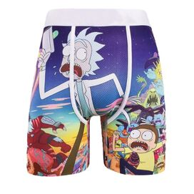 Rick & Morty Mashup Boxer Briefs