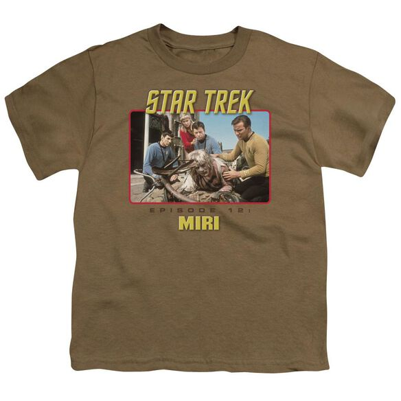 St Original Episode 12 Short Sleeve Youth Safari T-Shirt