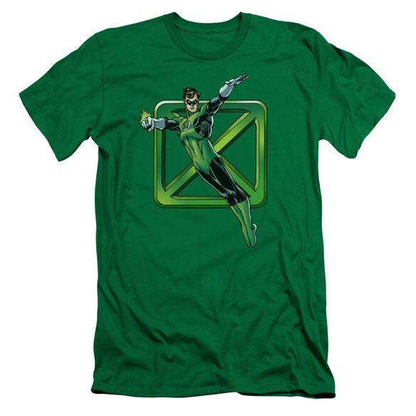 Dco Cross Short Sleeve Adult Kelly T-Shirt