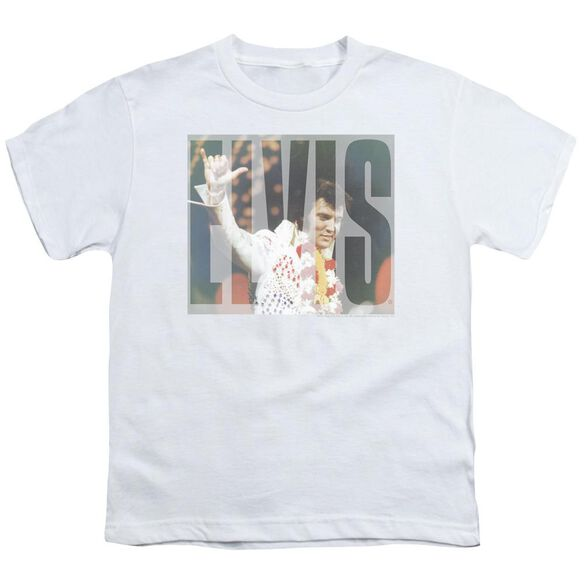 ELVIS PRESLEY ALOHA KNOCKOUT-S/S T-Shirt