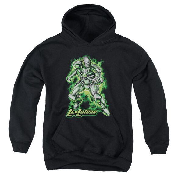 Superman Kryptonite Powered Youth Pull Over Hoodie