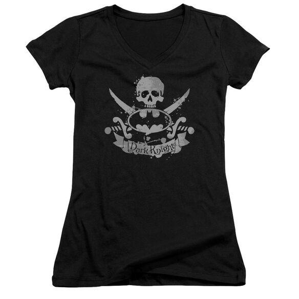 Batman Dark Pirate Junior V Neck T-Shirt