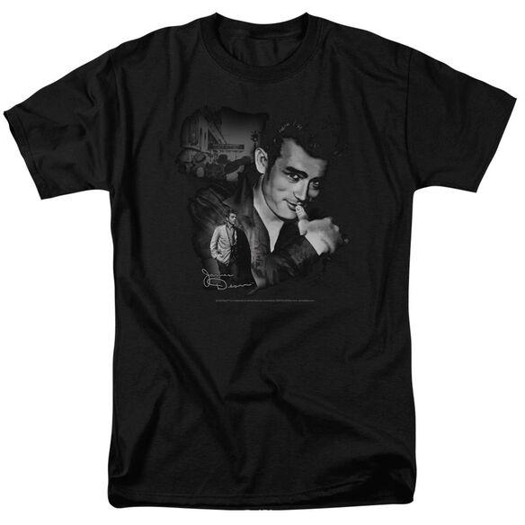 Dean Mischevious Large Short Sleeve Adult T-Shirt