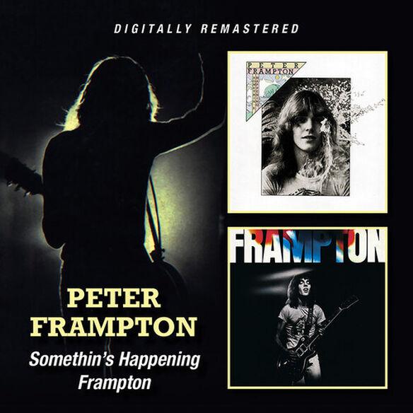 Peter Frampton - Somethin's Happening / Frampton