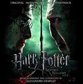 Alexandre Desplat - Harry Potter and the Deathly Hallows, Pt. 2 [Original Motion Picture Soundtrack]