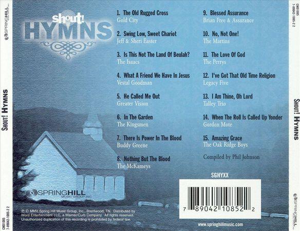 Shout! Hymns 0505