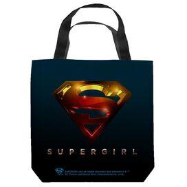 Supergirl Logo Tote