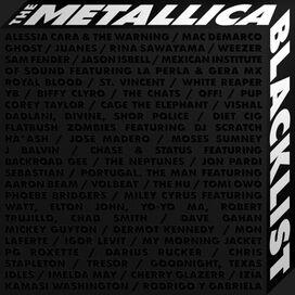 Metallica and Various Artists - The Metallica Blacklist (4CD)