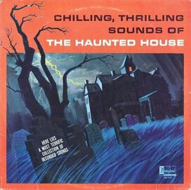 Laura Olsher - Chilling, Thrilling Sounds of the Haunted House