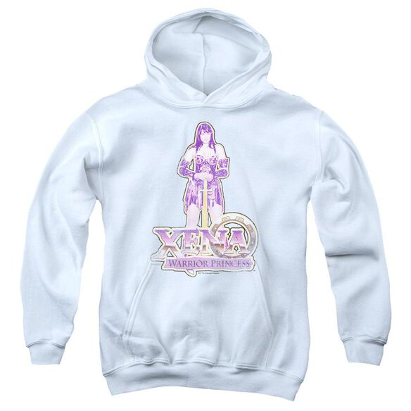 Xena Stand Youth Pull Over Hoodie