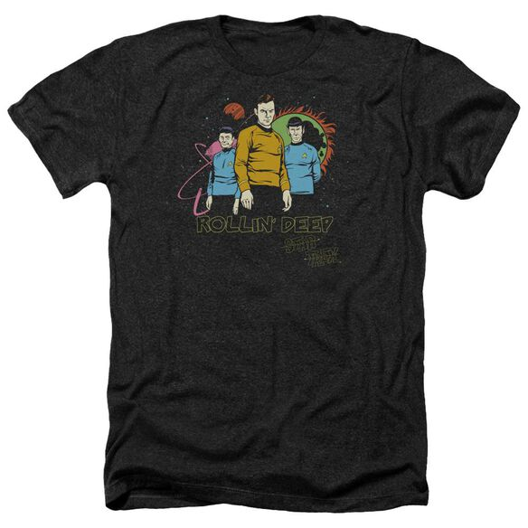 Star Trek Rollin Deep Adult Heather