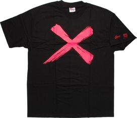Earth X Logo Graphitti T-Shirt