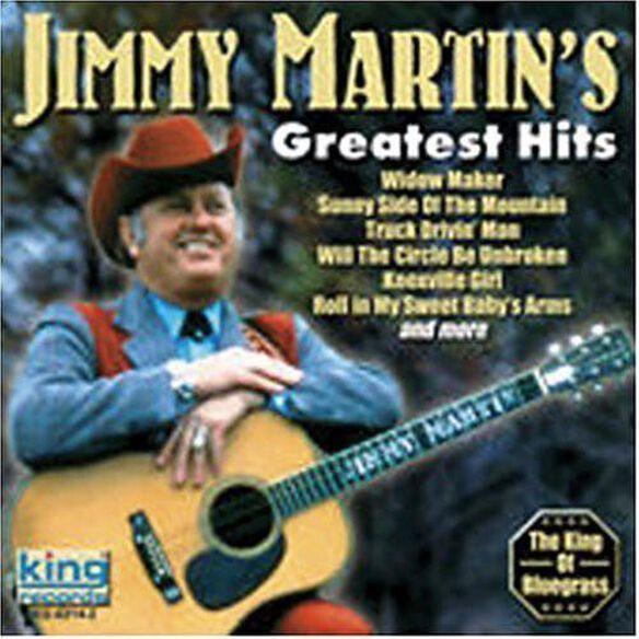 Jimmy Martin - Greatest Hits
