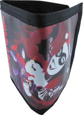 Harley Quinn Joker Mad Love Velcro Wallet