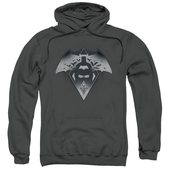Batman V Superman Fear Adult Pull Over Hoodie
