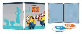 Despicable Me 2 [Blu-ray Steelbook]